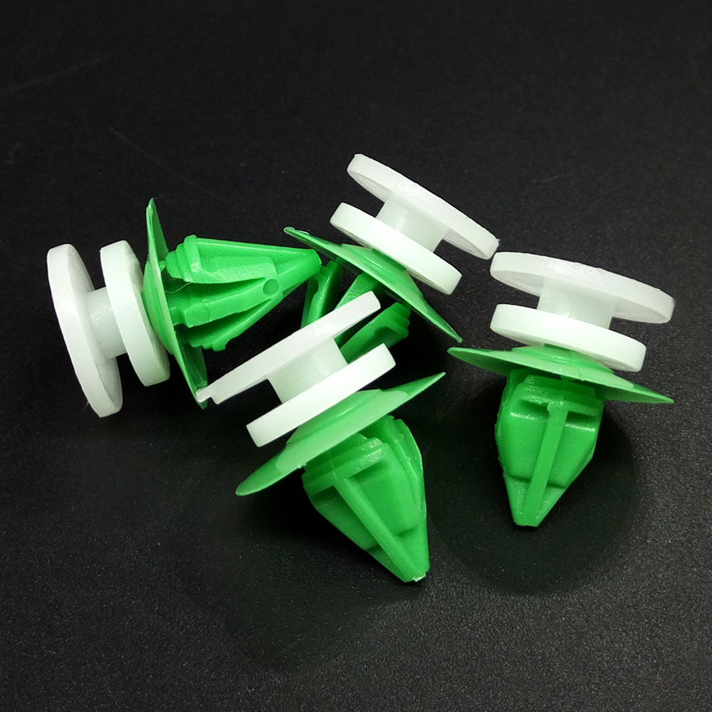 hotsale Auto Plastic Clips Car Door Trim Panel Lining Board Side Skirts Fasteners Clamp for Benz Land Rover Range Rover