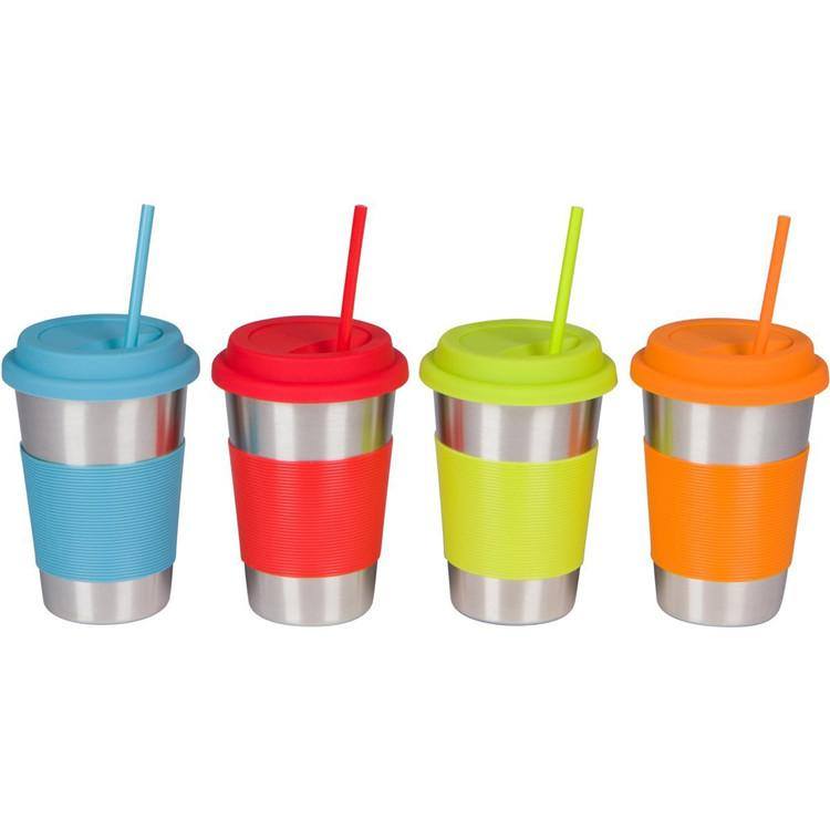 silicone drinking straws for cups food grade 25cm silicone straight bent straws sets 6 straws with 2 brushes drinking starws DHL Free