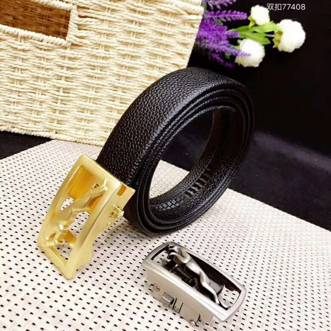 Luxury Genuine Leather Brand Belts with Original Box Brand Designer Men Women Straps for Adults and Kids Christmas Gift