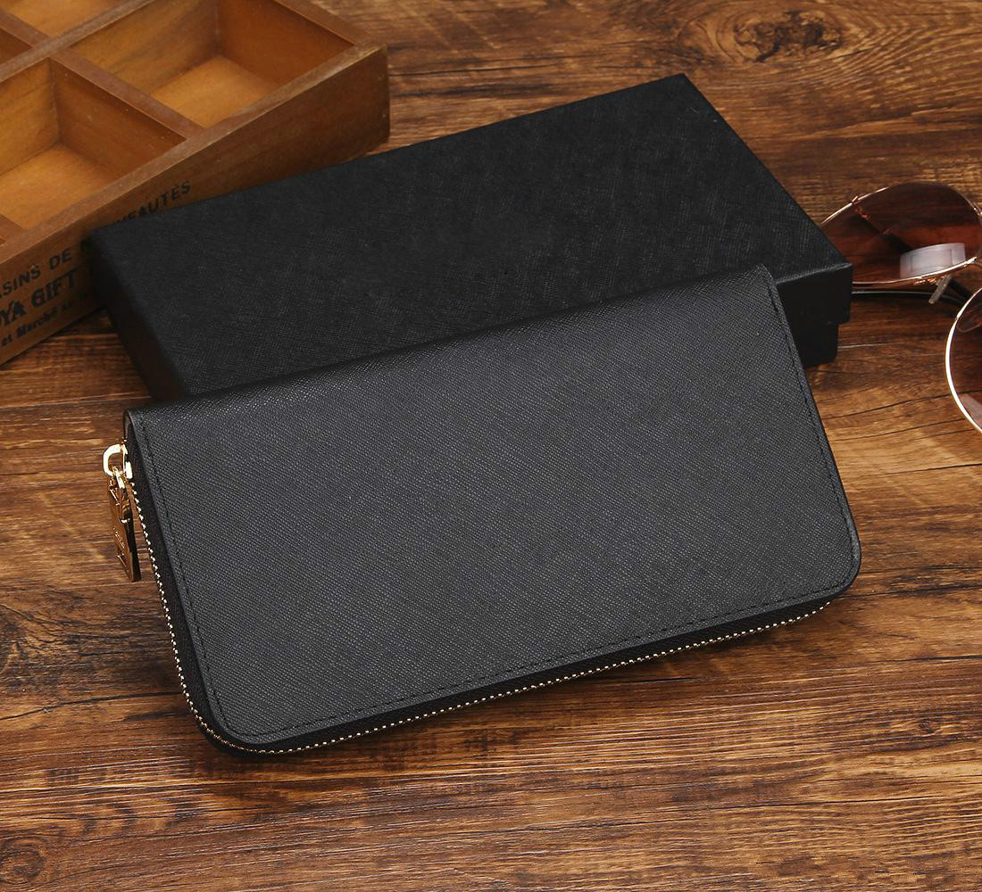 Europe and the United States wallets fashion long wallet designer wallet handbag wallet Multi-color optional purse with box