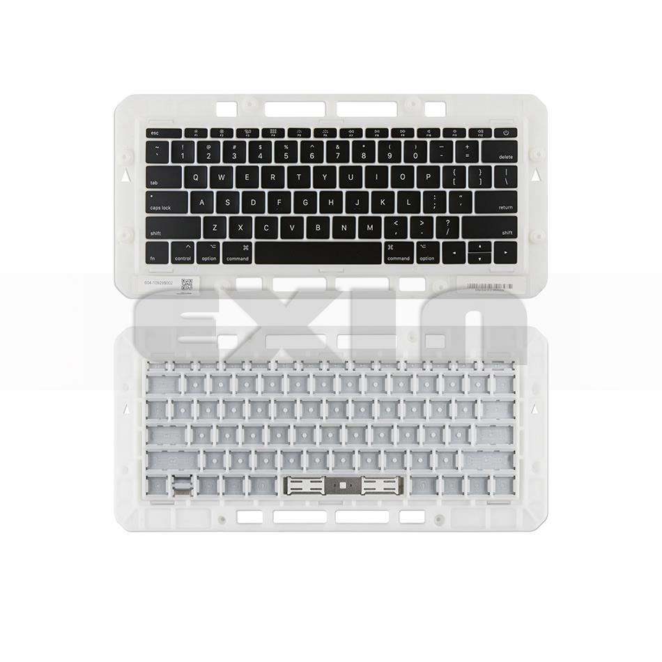 """Genuine UK Keyboard Keycaps for Apple Macbook 13/"""" 15/"""" A1706 A1707 A1708 Mid-2017"""