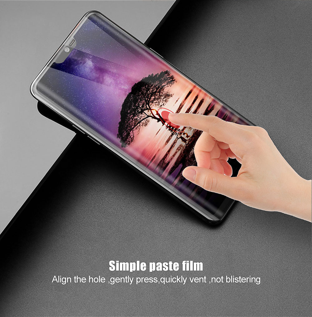 2.5D 0.26mm 9H Premium Tempered Glass For LG G7 Screen Protector Toughened protective film For LG G7 ThinQ 6.0""