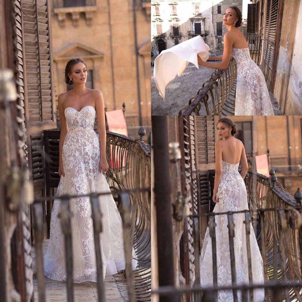 Weinlese-lila volle Spitze-Hochzeits-Kleider 17 neuer  Ankunfts-Land-Schatz eine Linie Tulle-Brautkleider Preiswertes  Weinlese-Strand-Kleid