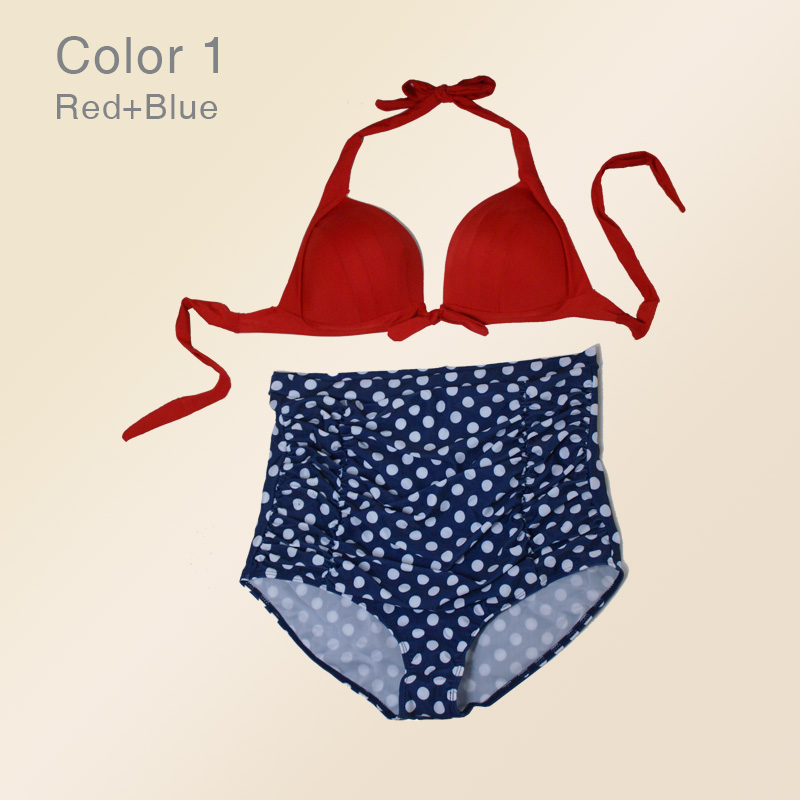 AS1721 maternity swimwear color 1