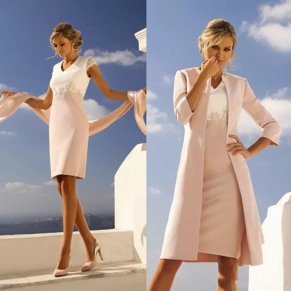 Mother Bride Knee Length Long Jacket Online Shopping Buy Mother Bride Knee Length Long Jacket At Dhgate Com