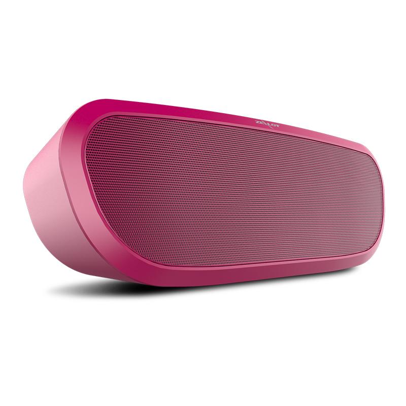 Original ZEALOT S9 Portátil Inalámbrico Bluetooth 4.0 Altavoz Soporte TF Tarjeta AUX U Disco FM Radio Altavoz al aire libre Partido caja de música