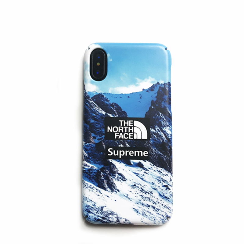 Wholesale Fashion Designer Phone Case for IphoneX Iphoen9 7Plus/8Plus 7/8 6/6sPlus 6/6s Protective Back Cover Phone Case with Great Mountain