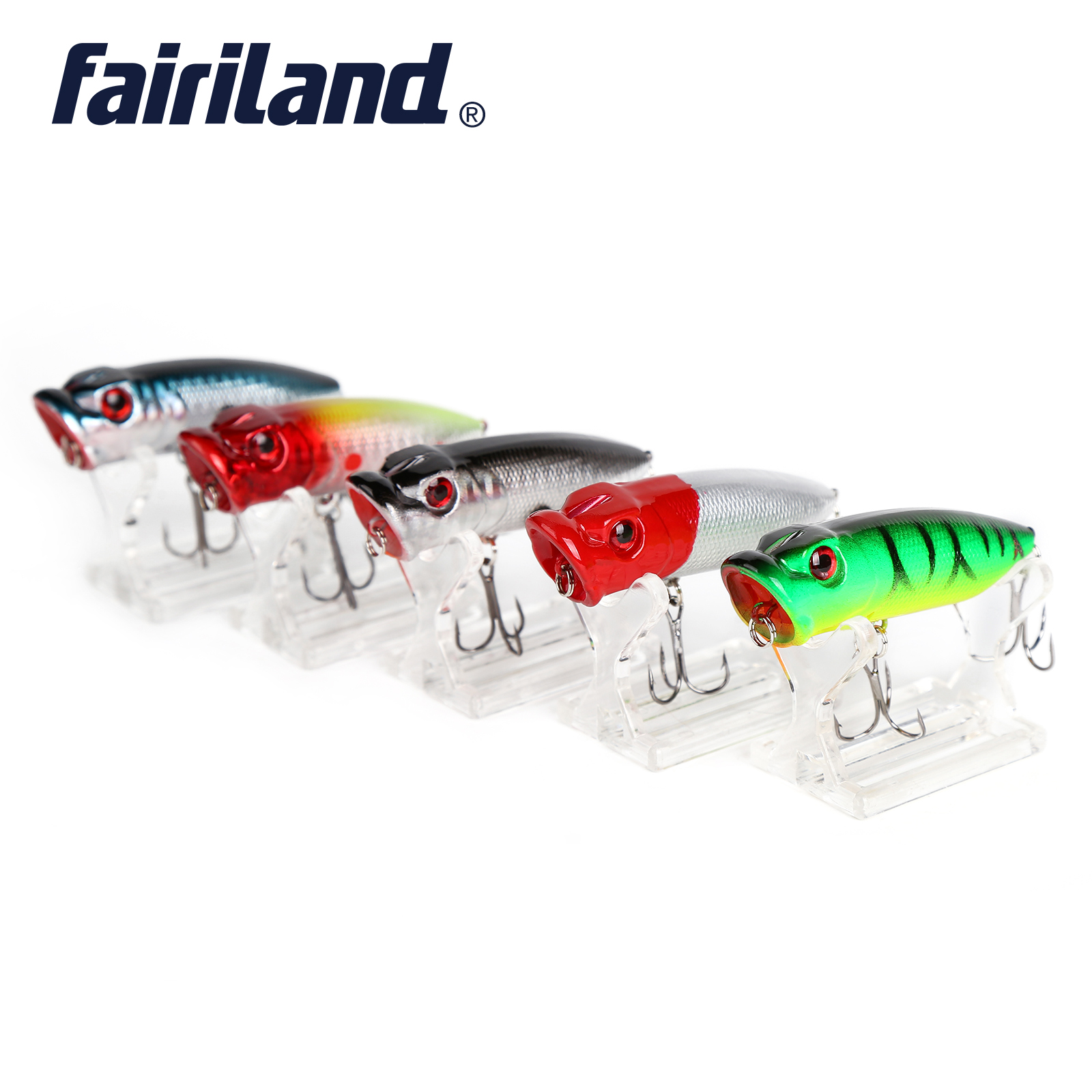 10pcs 12cm//22g Artificial Pencil Hard Bait Plastic Jerk Bait Bass Fishing Lures