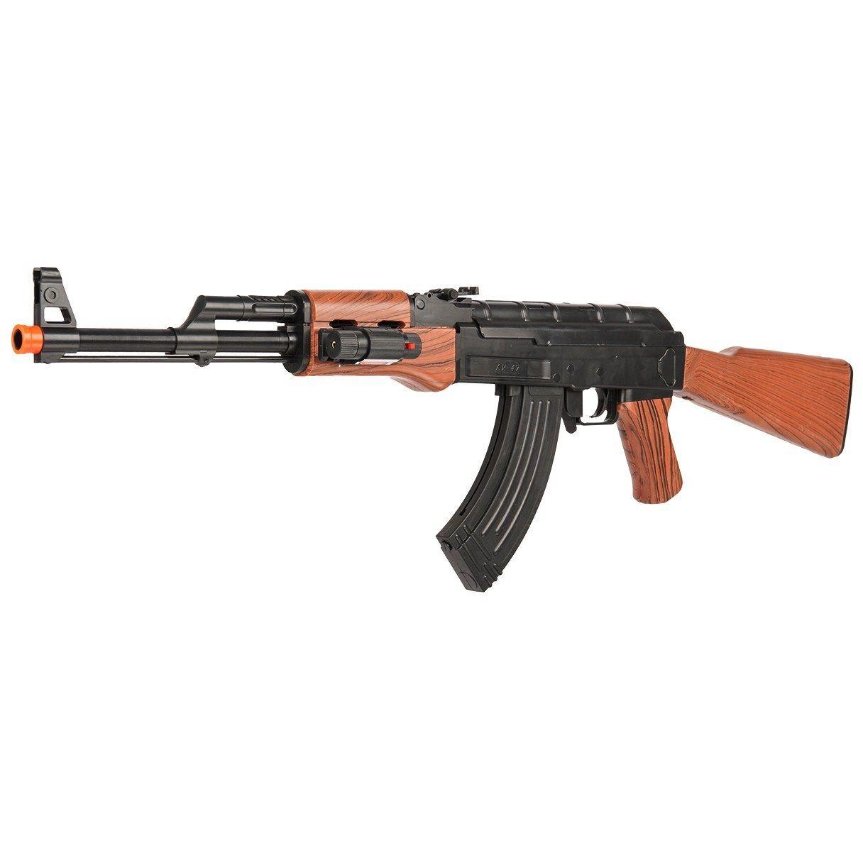 Toy Gun Lot 4 Airsoft Spring Guns Rifles FREE Pistols w// Free BB LASER Grip