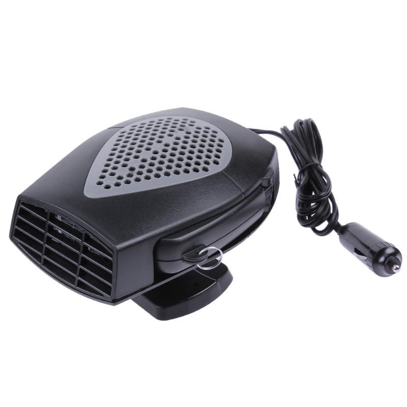 12V Auto Fahrzeug Windschutzscheibenheizung Heizung Lüfter Defroster Demister DE