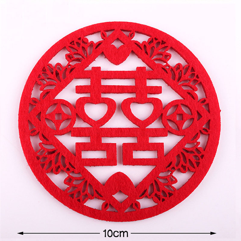500pcs-Traditional-Chinese-Style-Double-Happiness-Coasters-Non-woven-Fabric-Wedding-Table-Decoratioon-Party-Favor-Gift (1)