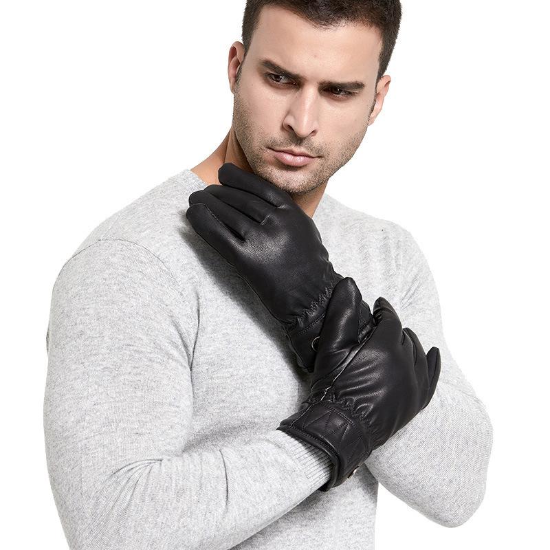 Longra Damen ber/ühren Bildschirm Winter warm Handgelenk Handschuhe F/äustlinge