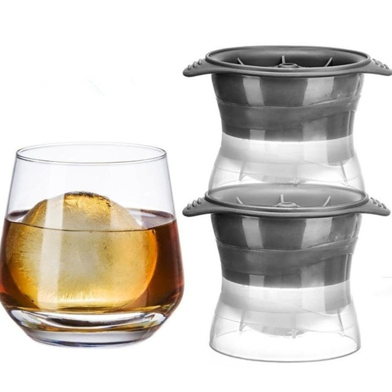 2-Pieces-Sphere-Ice-Molds-Perfect-Ice-Ball-Maker-for-Slow-melting-Beverage-Chillers-2-5