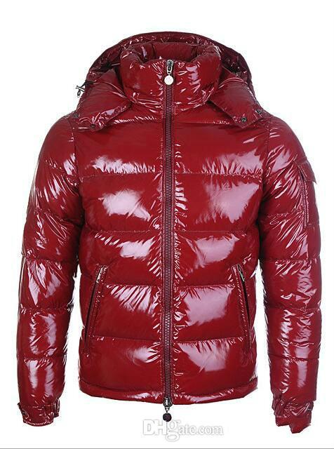 Brand New Men Women Casual Down Jacket MAYA Down Coats Mens Outdoor Fur Collar Warm Feather dress Man Winter Coat outwear Jackets Parkas