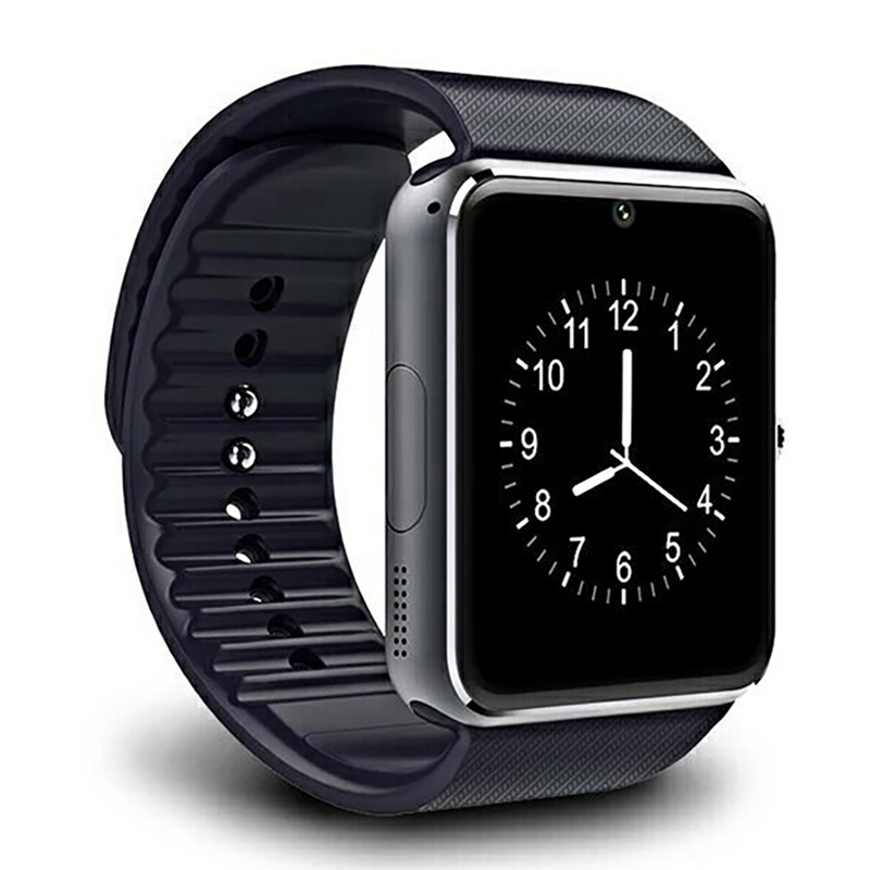 Classic Bluetooth Smart Watch Men GT08 With Touch Screen Big Battery Sim Card Camera For IOS iPhone Android Phone