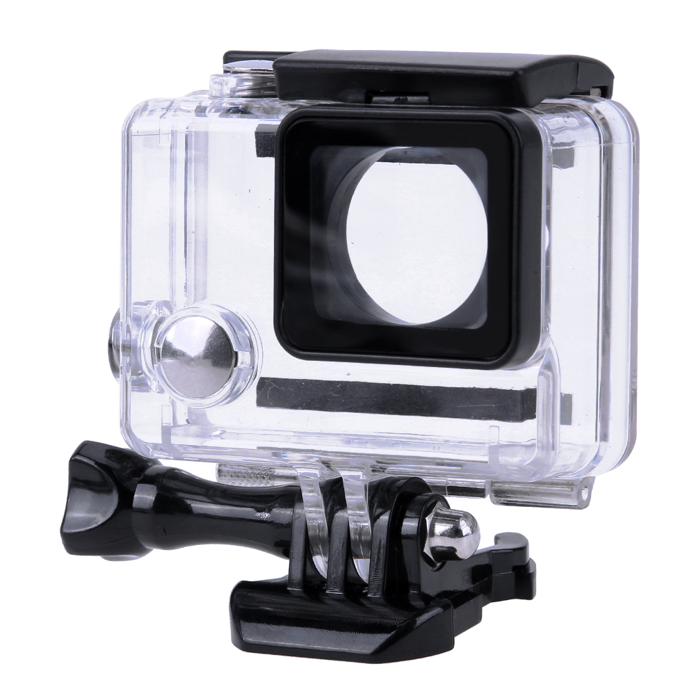 30M Underwater Waterproof Protective Housing Hard Case Diving Surfing Cover for GoPro Hero 3 3+ 4 Camera for GoPro Accessories