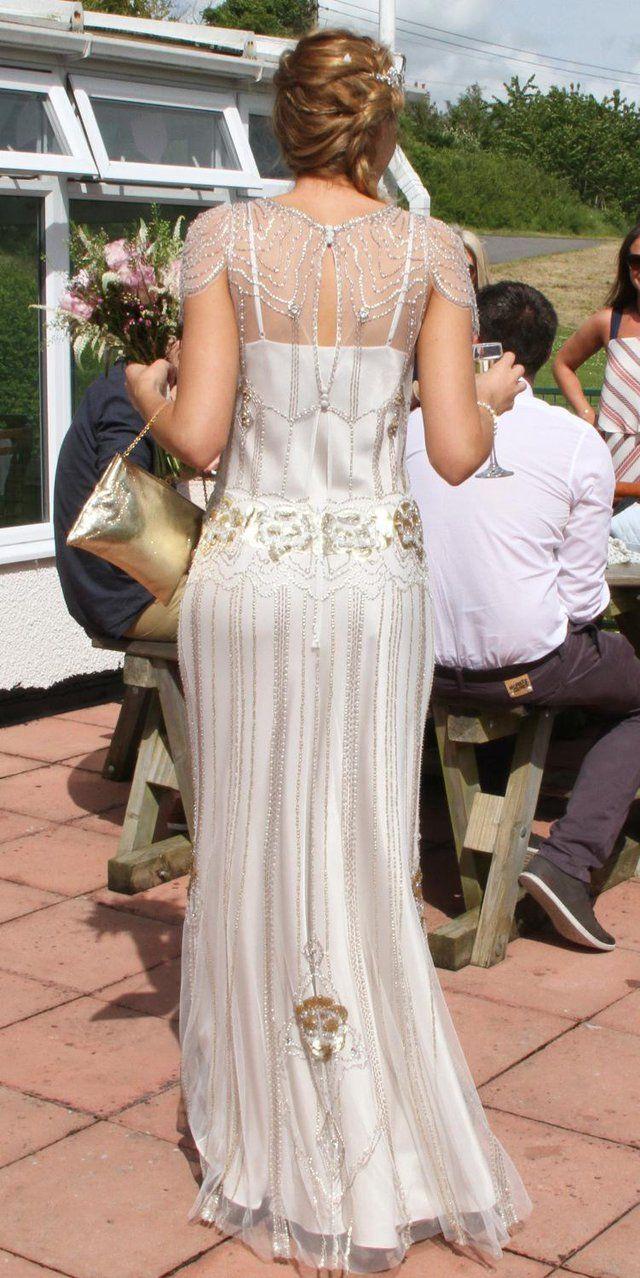Summer Wedding Dresses 2018 Jenny Packham Plus Size Bridal Gowns ...