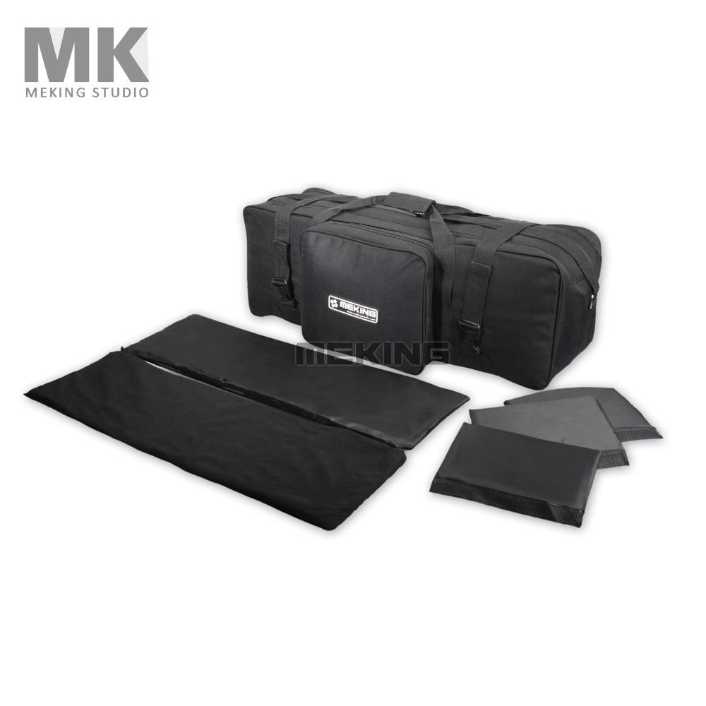 MK Studio 85cm Soporte de Luz Caja Portátil Bolsa de transporte para trípode paraguas KIT
