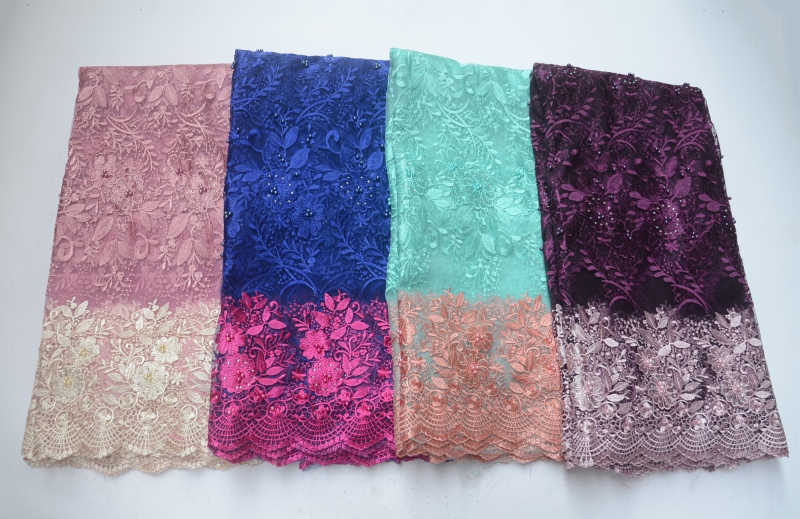 french tulle lace fabric