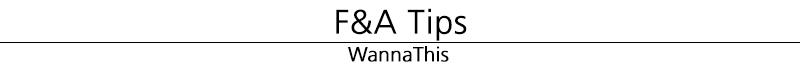 5 F&A Tips