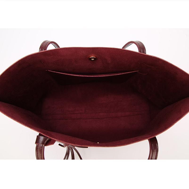 Nevenka Leather Handbag Women Casual Totes Female Shopper Ladies Shopping Bags Large Capacity Bags Vintage Bag for Women 201824