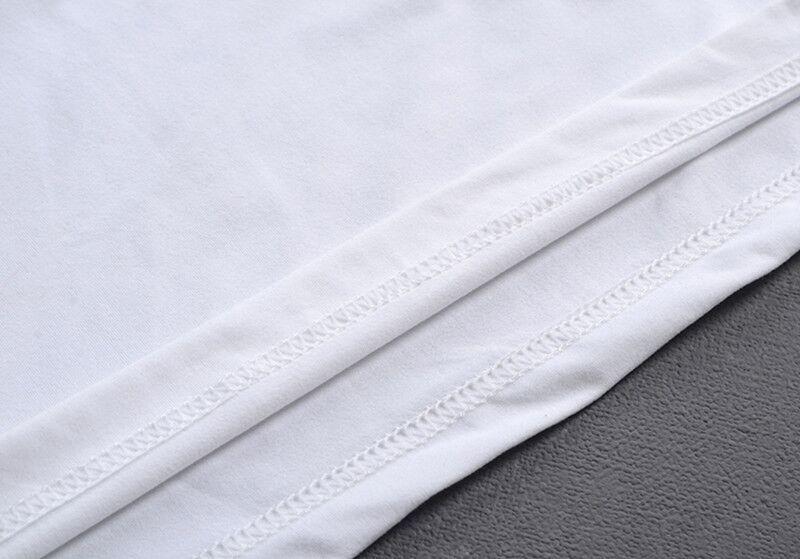 Plissken тренажерный зал лето шею пот абсорбирующий хлопок повседневная мода свободные мужская новая футболка