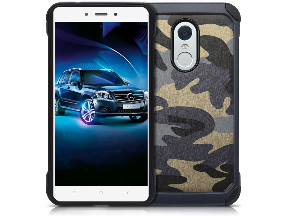 Millet 6 mobile phone shell red rice note43 protective sleeve 5 creative camouflage all inclusive anti fall soft silicone Combo (10)