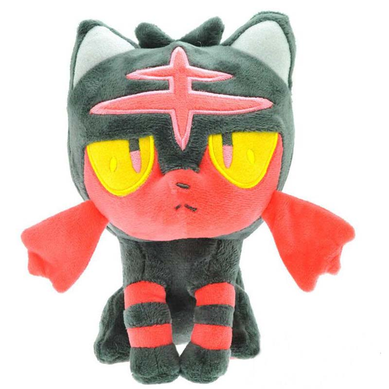 My Pet Little Horse Ponies Plush Toys 20cm Bright Spot Meow Pocket Monster Doll Euro-American Movie Plush Stuffed Toys