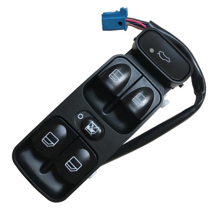 Commutateur de fen/être 1 PC d/'interrupteur principal de vitre /électrique c/ôt/é conducteur avant gauche pour Volvo V70 S70 C70 8638452.