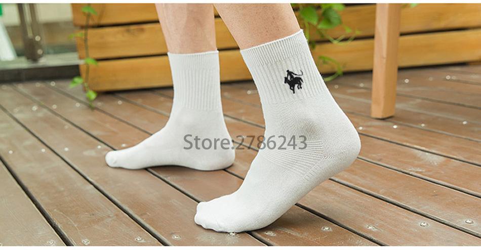 8-brand socks
