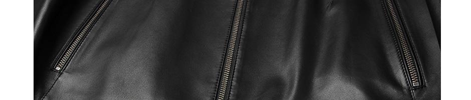 Großhandel New Style Luxury Echtem Leder Mantel Männer Schaffell Lederjacke Männlich Frühling Jacke Schwarz Ledermantel Von Zhangxiangaoshi, $420.52