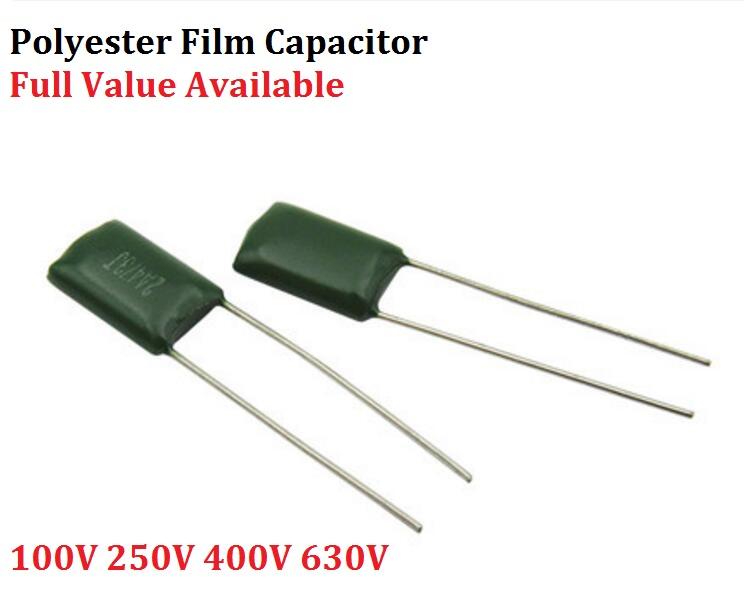 10 condensateurs MKP 220pF 0,22nF 2000V 10/% Epcos