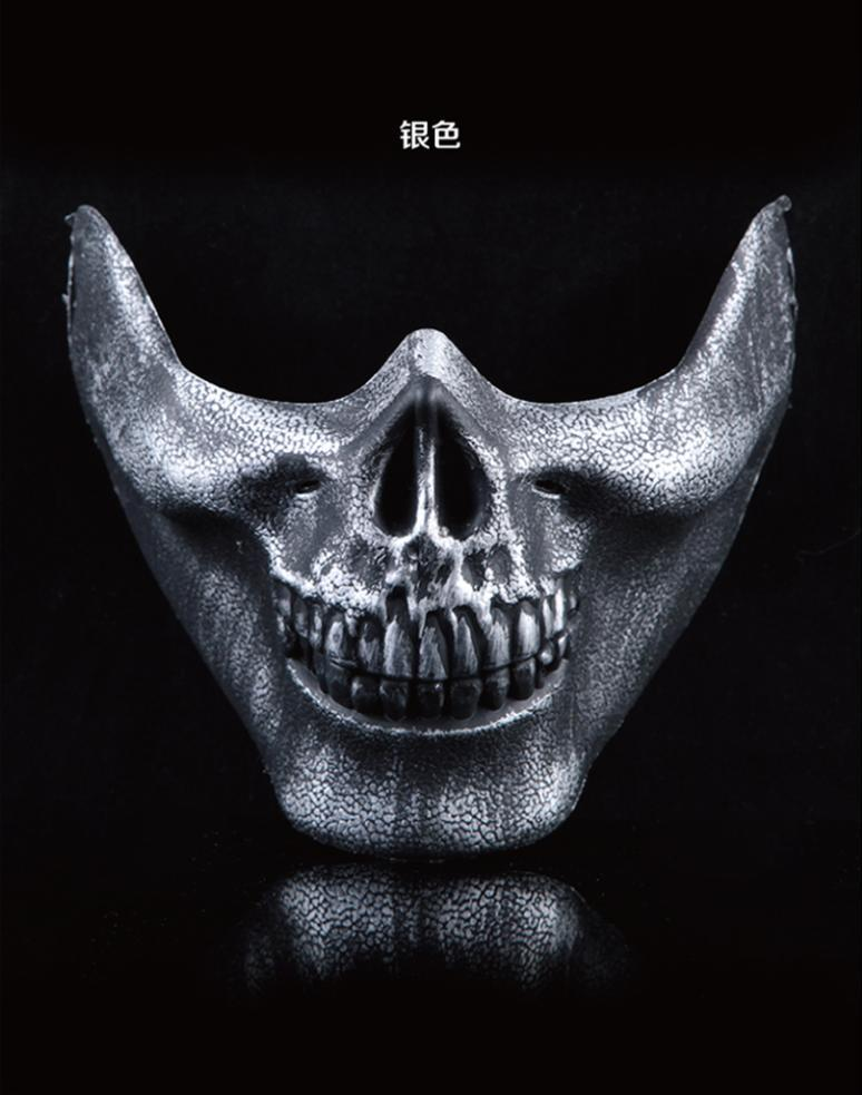 2015-New-CS-Skull-Skeleton-Airsoft-Paintball-Half-Face-Protective-Mask-For-Halloween-Gift-100pcs-lot (2)