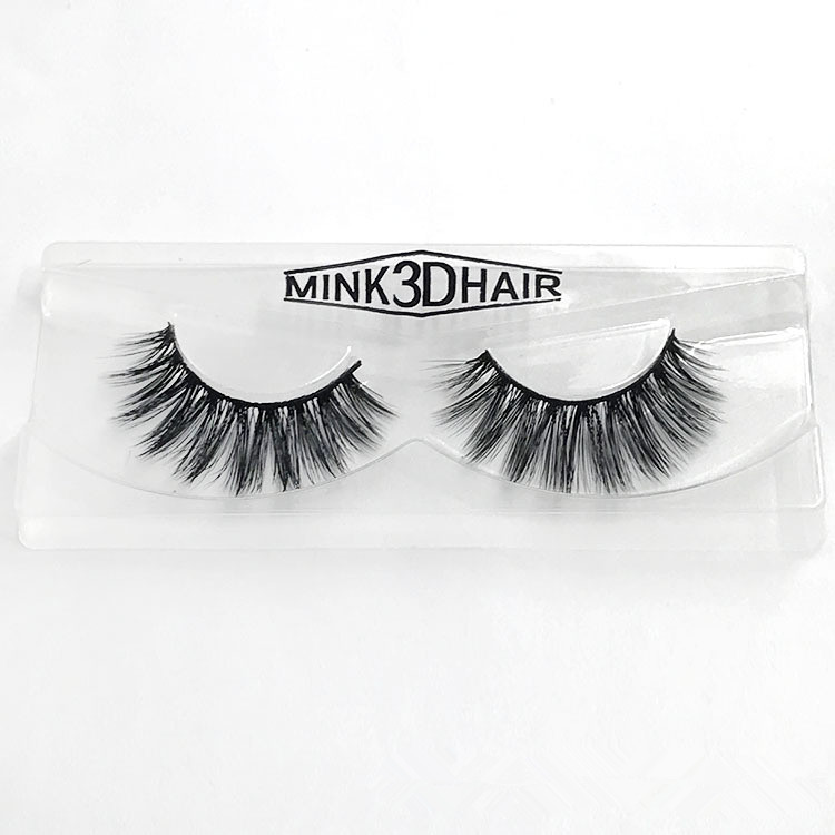 3D False Eyelashes Handmade Natural Long Soft Premium Quality Real Mink False Lashes Women Makeup Reusable Eyelashe