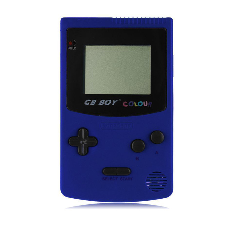 """66 in 1 GB Boy Colour Mini Handheld Game Player 2.7"""" Color Screen Portable Classic Game Console Consoles With Backlit Best Gift fot Kids"""