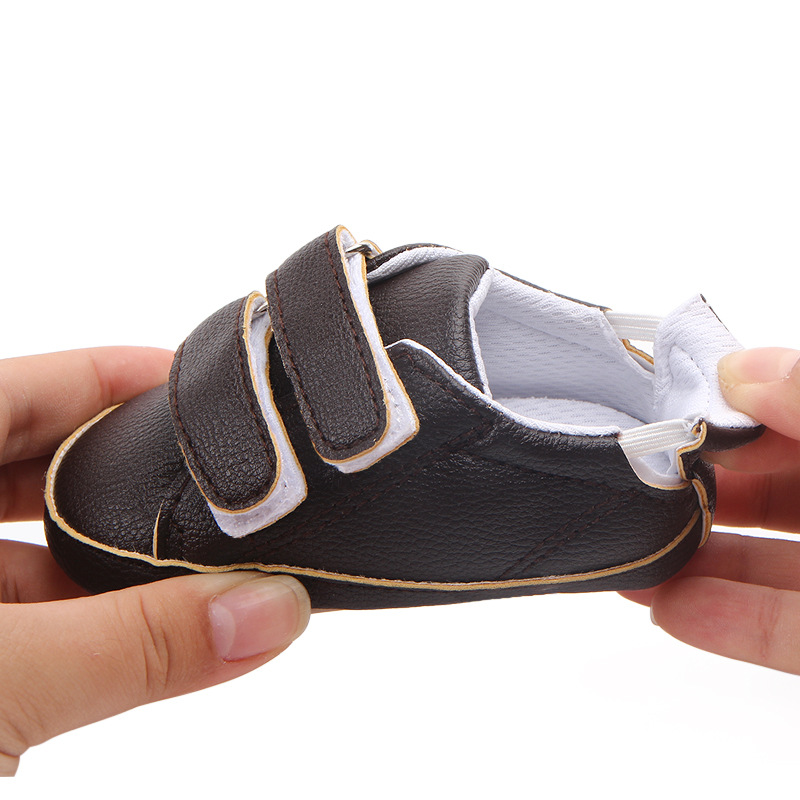 Leather baby shoes Kids Children Boy Girl Sneakers Baby Infantil Bebe Soft Soled Booties First Walkers Crib Boots