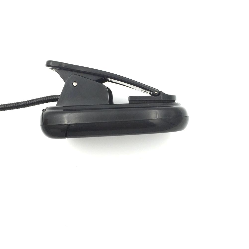 Mini COB Flexible Clip On Adjustable Book LED Reading Light Lamp Super Bright For Kindle Touch USB Table Nightlight LED Desk Light Lamp