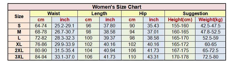 size women