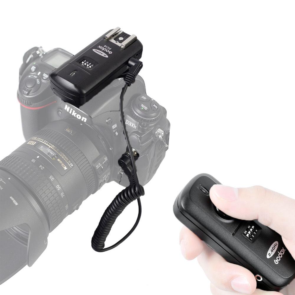 Godox 2.4G Wireless Flash Trigger FC-16 Transmitter+Receiver Kit (3)