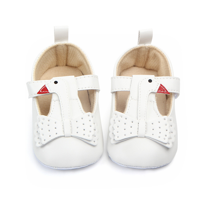 PU Spring / Autumn Infant Baby Shoes Moccasins Newborn Girls Booties Prewalker Walking Toddler Kids Shoes