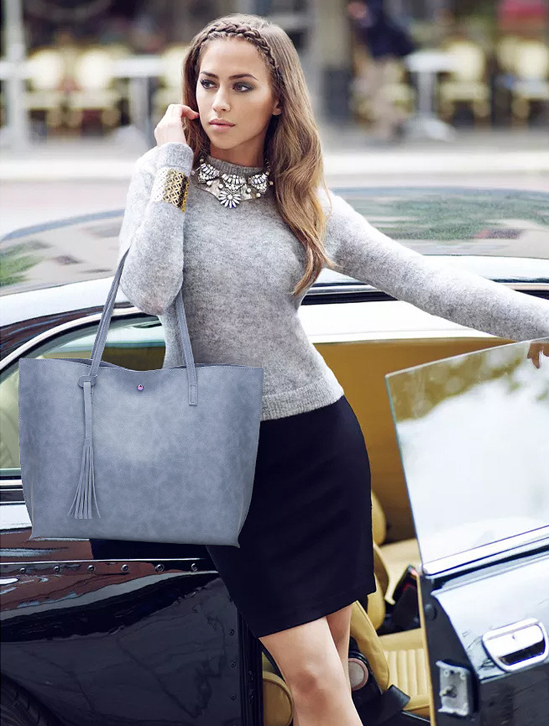 Nevenka Leather Handbag Women Casual Totes Female Shopper Ladies Shopping Bags Large Capacity Bags Vintage Bag for Women 201810