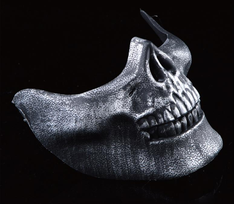 2015-New-CS-Skull-Skeleton-Airsoft-Paintball-Half-Face-Protective-Mask-For-Halloween-Gift-100pcs-lot (3)