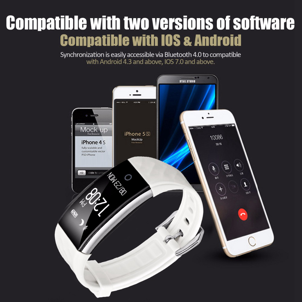 Camera Smart Wristband (4)