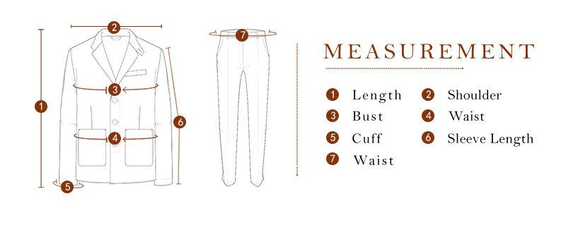 1 clothes measurement