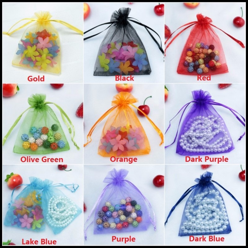organza gift jewelry packaging bags pouches (259)_conew1