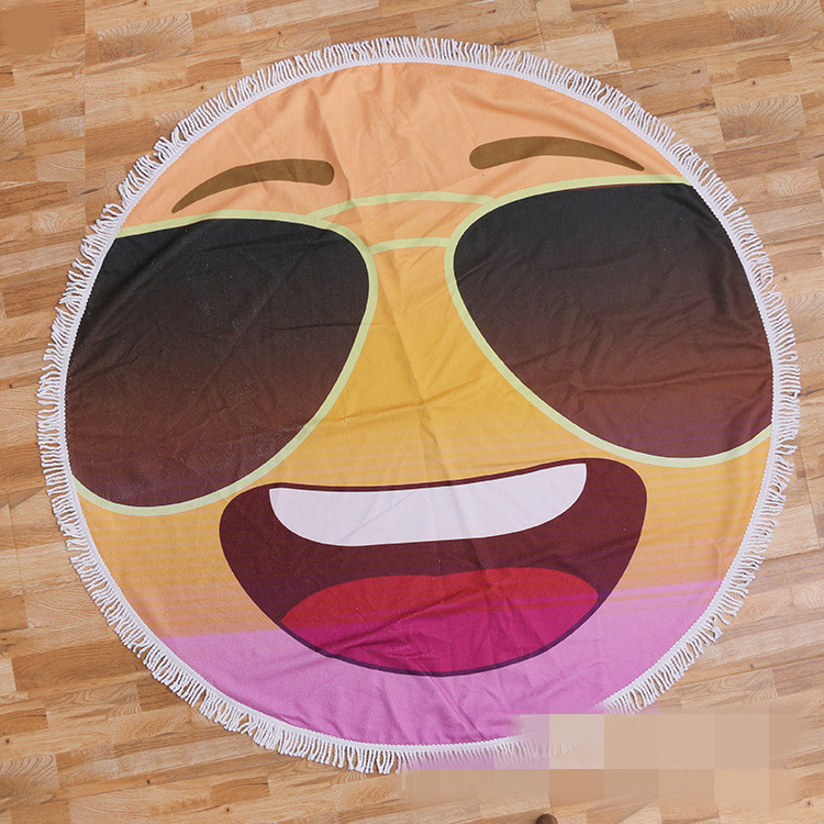 Round beach towel (21)