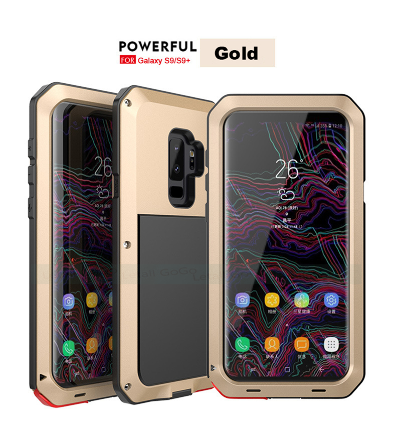 Samsung Galaxy S8 S9 Plus Note 8 9 shockproof phone cover case 18