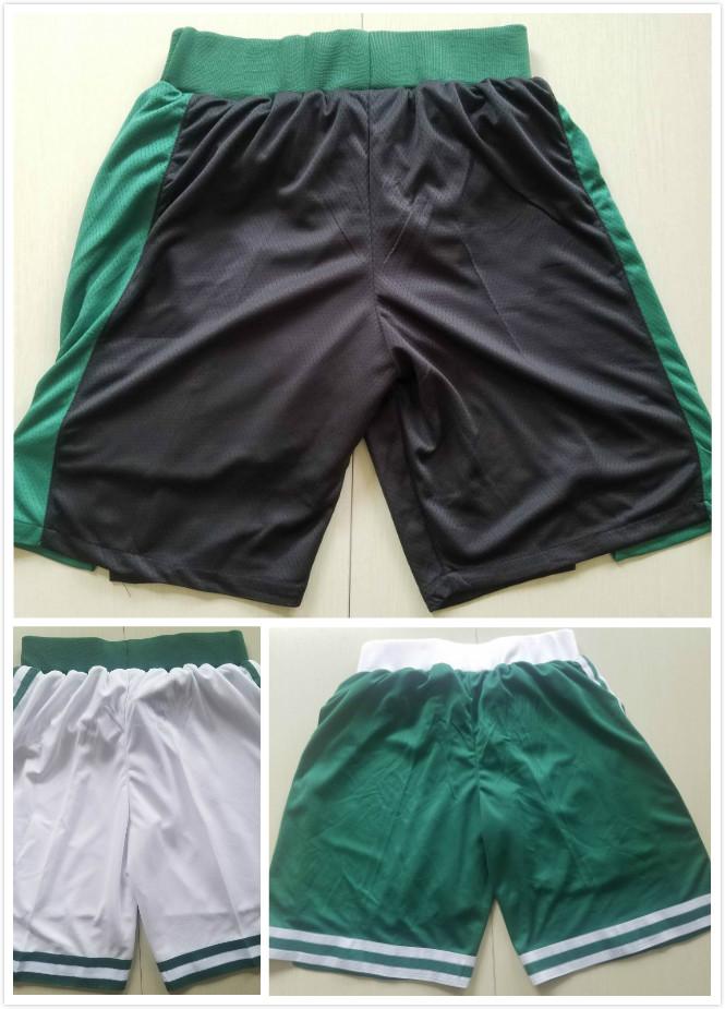 vingage cheap hot sale men's sports shorts for sale free shipping white green black colors men's shorts size S-XXL