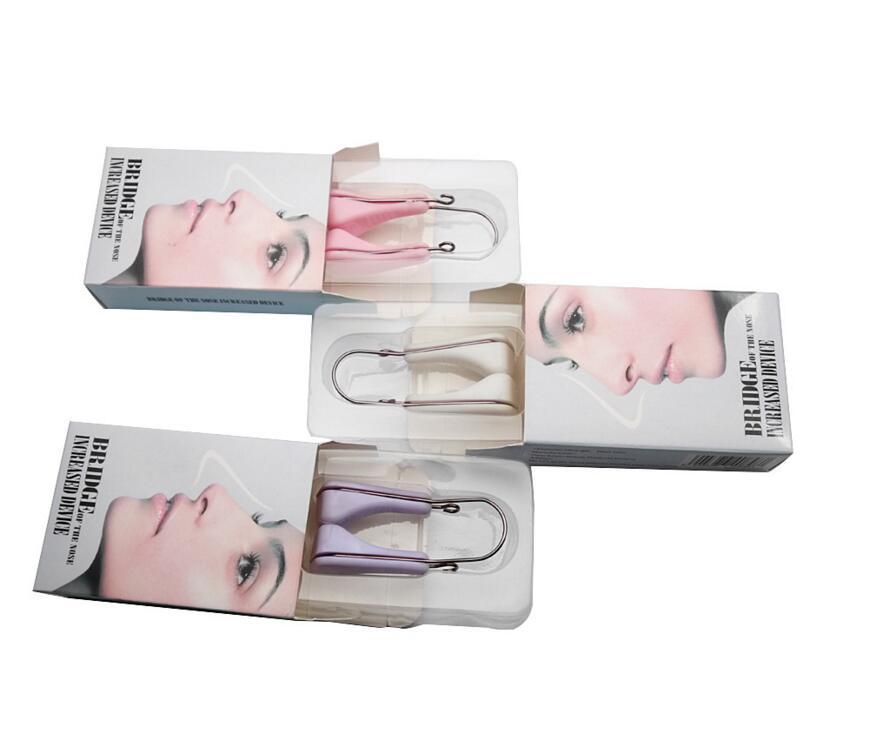 Fannty Nose Up Shaping Shaper Clip Clipper-Br/ücke die Nasenmassage-Werkzeug geraderichtet