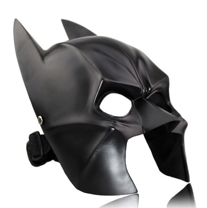 Halloween Masquerade Mask Superhero BATMAN Batman Superman Mask Headgear Masquerade Prop Batman Mask A8A63 (5)
